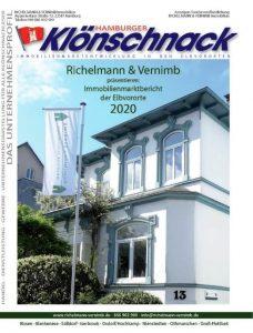 Richelmann Vernimb Immobilienmarktbericht_2020