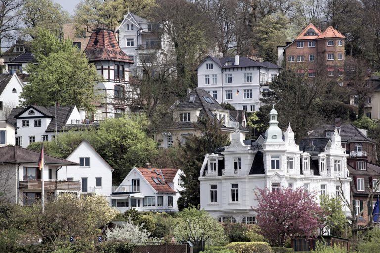 Richelmann Vernimb Hamburg Makler Blankese Panorama