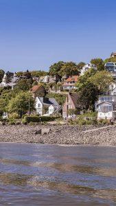 Richelmann Vernimb Hamburg Makler Blankenese Vom Wasser Marktbericht Immobilien